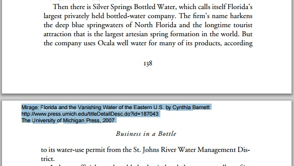 Silver Springs Bottled Water Co 3
